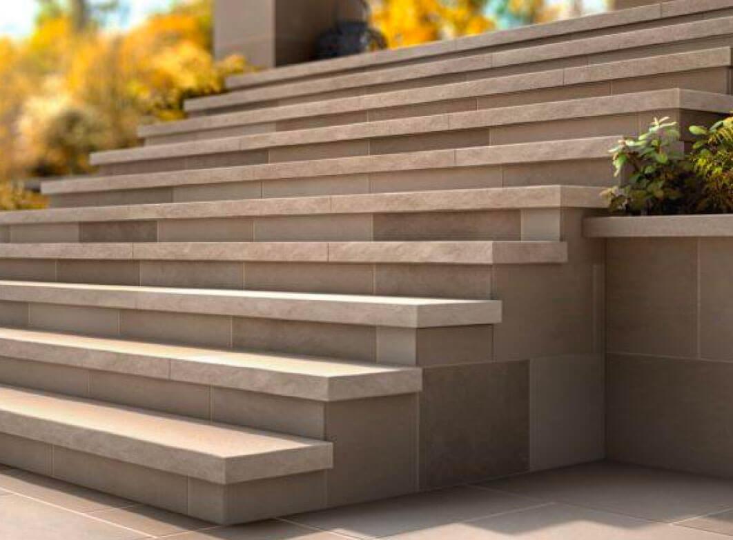 Title: Polycor Hardscapes | Natural Stone, Steps, Treads