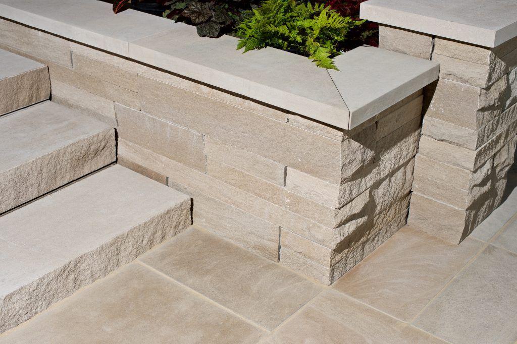 Garden Walls - Polycor Hardscapes
