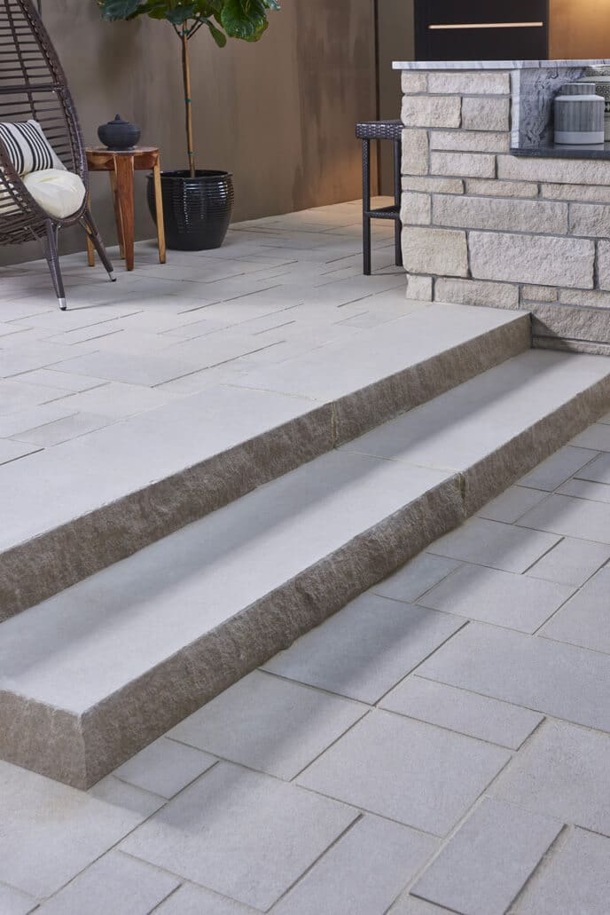 Landscape Steps - Polycor Hardscapes