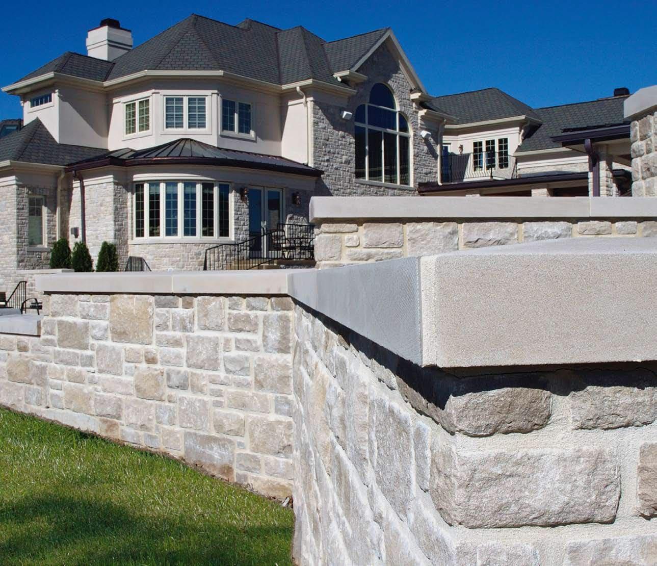 Rockford Estate Blend<sup>®</sup> - Polycor Hardscapes