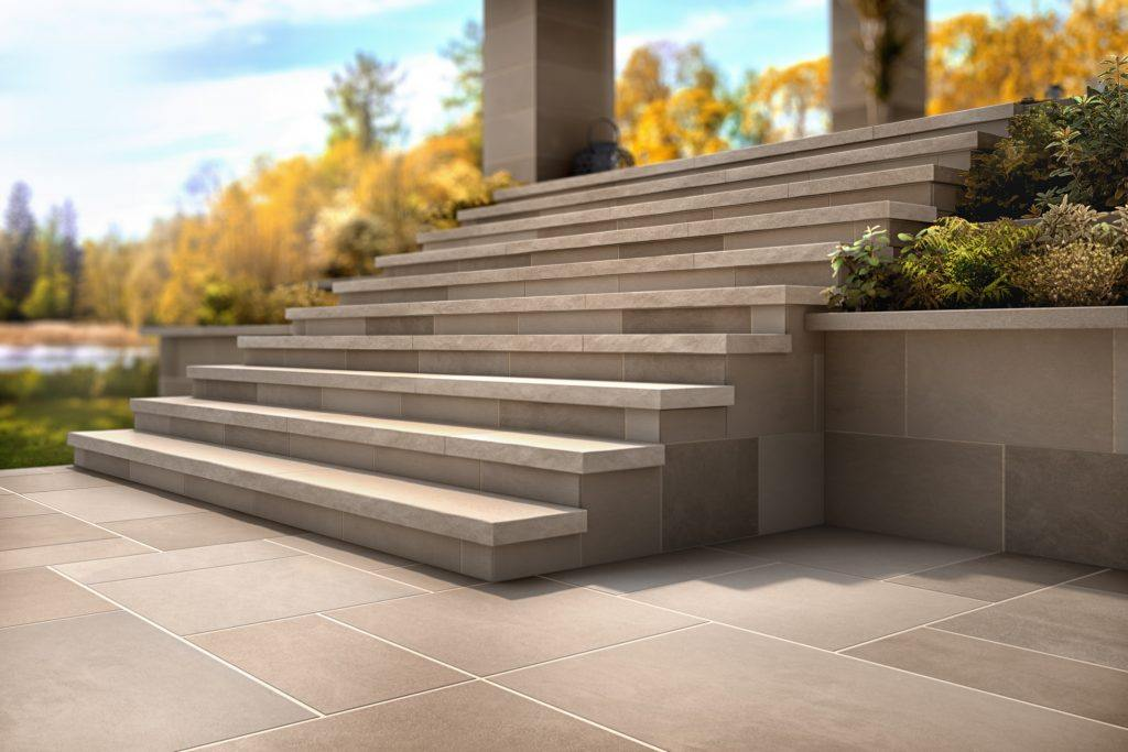 Treads - Polycor Hardscapes