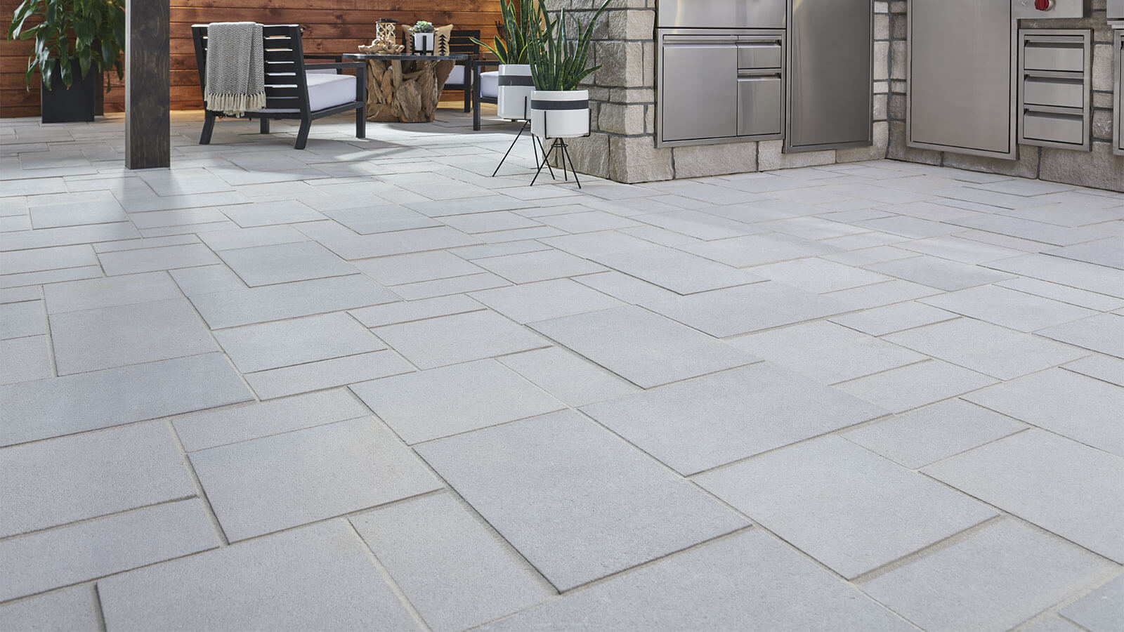 Pattern Pavers - Polycor Hardscapes